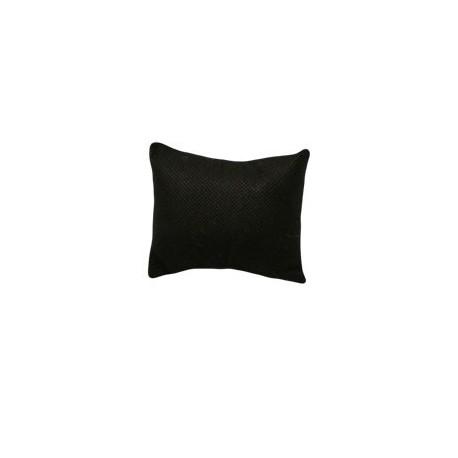 coussin tissu noir 4607. Black Bedroom Furniture Sets. Home Design Ideas