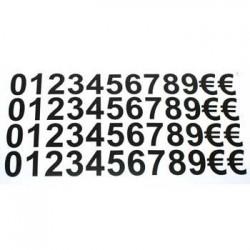 480 caractères autocollants - 0515