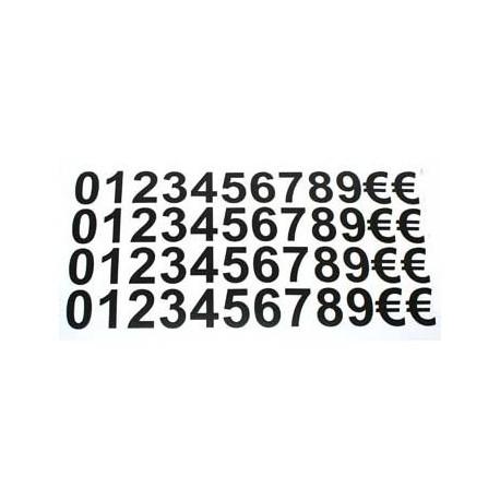 480 caractères autocollants - 0516