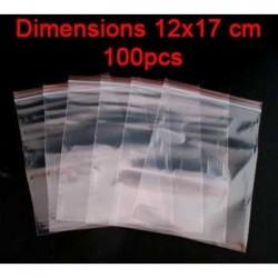 100 sachets zip - 0289