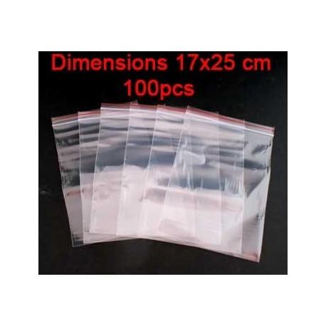 100 sachets zip - 0290