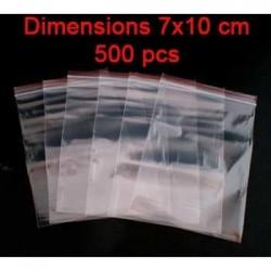 500 sachets zip - 0286