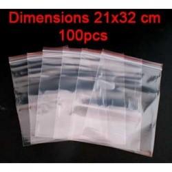 100 sachets zip - 0291
