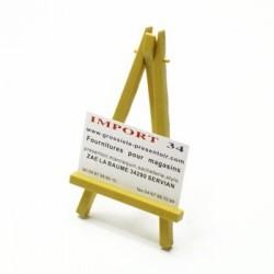 10 chevalets pour affichettes - 4292