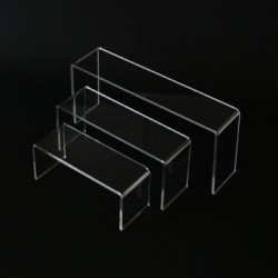 3 tables gigognes tranparente- 4738
