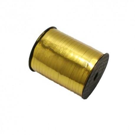 Rouleau bolduc doré - 4753