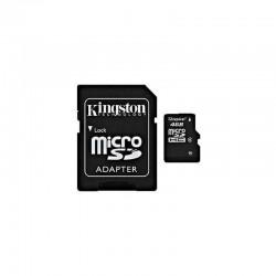 MicroSDHC 16Go Kingston CL4- 4849