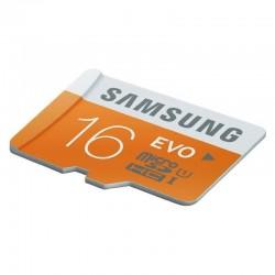 MicroSDHC 16Go Samsung CL10 EVO - 4853