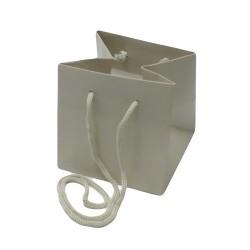 5 sacs pour plante en papier kraft grège - 5150
