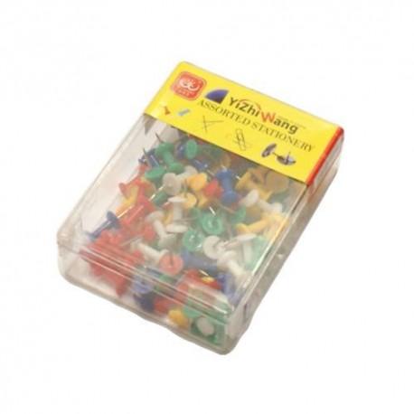 100 épingles de couleur - 5720