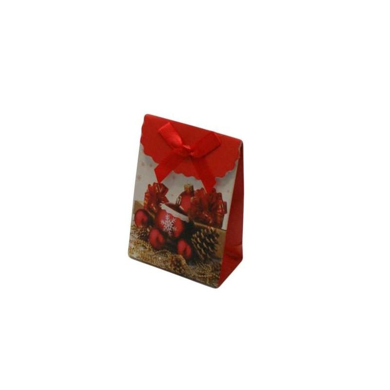 12 pochettes cadeaux pour bijoux couleur rouge bo te cadeaux no l. Black Bedroom Furniture Sets. Home Design Ideas