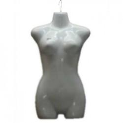 3 bustes femme creux avec crochet - 1154