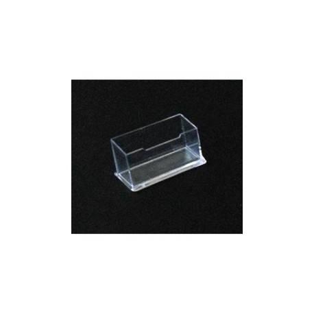 Porte carte de visite en acrylique transparent - 1267