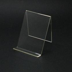 Support pour porte-monnaie en acrylique transparent - 5983