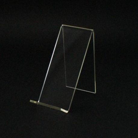 Chevalet en acrylique transparent - 5991