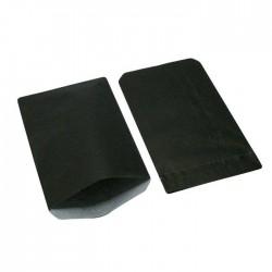 Boîte de 250 sachets cadeaux kraft noir - 6149