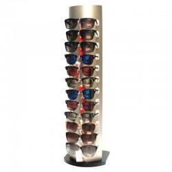Lot de 5 présentoirs lunettes