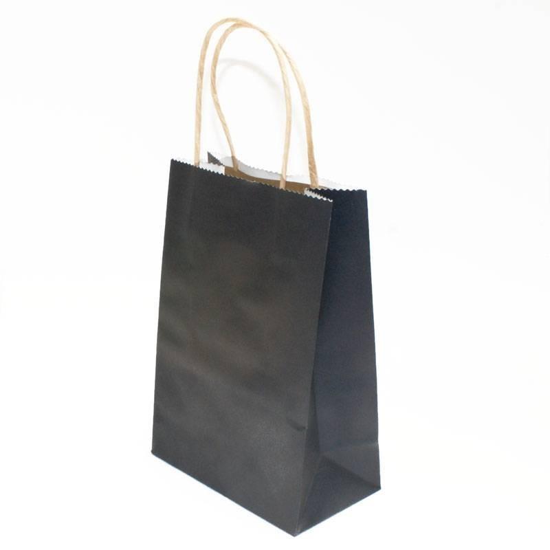 Petit sacs papier kraft pochette kraft bleu emballage - Sac en papier kraft ...
