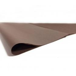 240 feuilles de papier de soie couleur marron chcolat - 6274
