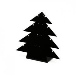 Présentoir parures noir - 3096