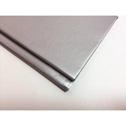 Papier de soie couleur argenté - 5737