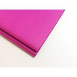 20 feuilles de papier de soie rose fuchsia - 5948