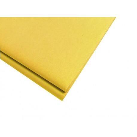 Papier de soie jaune - 763