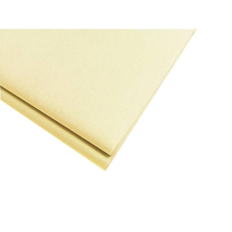 20 feuilles de papier de soie ivoire accessoire emballage cadeaux. Black Bedroom Furniture Sets. Home Design Ideas