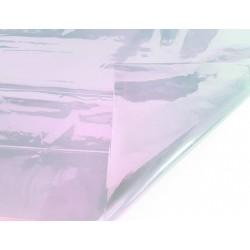 2 feuilles en cellophane transparent - 5740