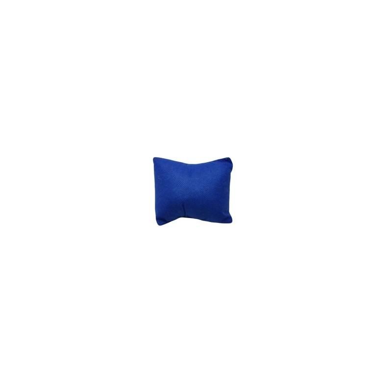 coussin tissu bleu 4604. Black Bedroom Furniture Sets. Home Design Ideas