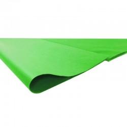 240 feuilles de papier de soie couleur vert anis - 6755