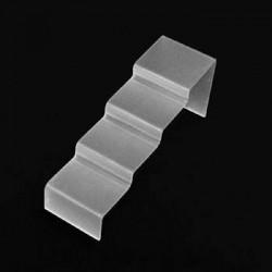 Présentoir bijoux escalier acrylique transparent - 1803