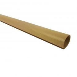 Rouleau de papier cadeaux en kraft brun naturel 60gr - 6966