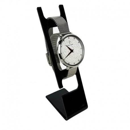 Lot de 5 présentoirs bijoux pour montre ou bracelet noirs - 3853