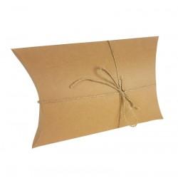 25 grandes boîtes cadeaux berlingot 16x25x6.5cm - 6995