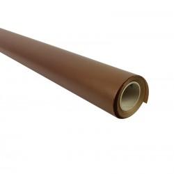 Rouleau de papier cadeaux en kraft marron chocolat 60gr 25m - 7348
