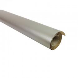 Rouleau de papier cadeaux en kraft gris argenté 60gr 25m - 7349