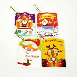 40 étiquettes cadeaux de Noël pour enfants - 7458