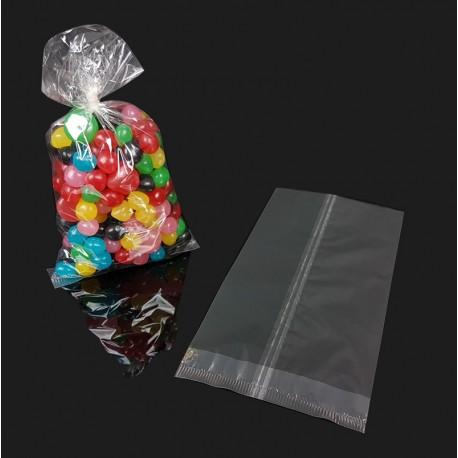 100 petits sachets cellophane alimentaire 10x20cm - 7577