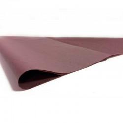 240 feuilles de papier de soie couleur rouge bordeaux - 7720
