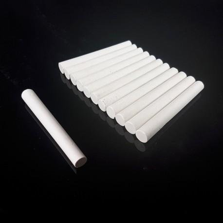 Boîte de 12 craies blanches standard 7.5cm - 9236