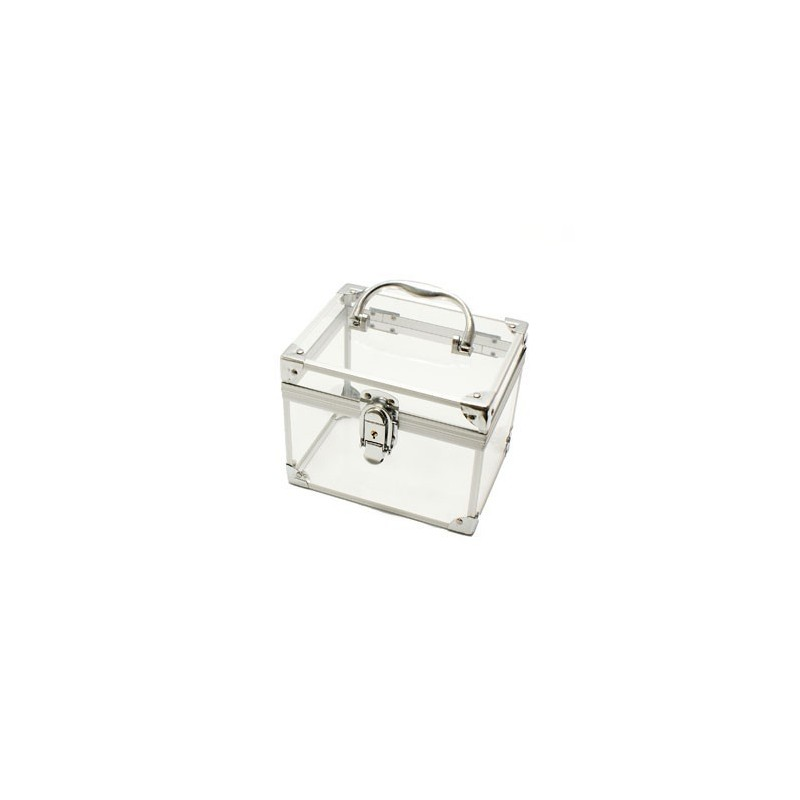 Valise de rangement blanche - 3991t3