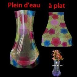 1 vase pliable - 2834
