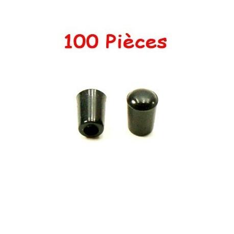 100 Embouts de protection - 2356