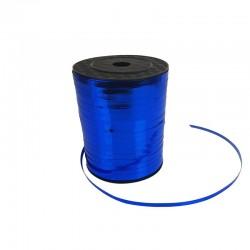 Rouleau de bolduc couleur bleu nuit brillant - 9747