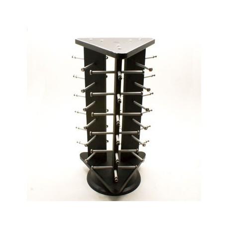 pr sentoir lunettes de comptoir tournant 1885. Black Bedroom Furniture Sets. Home Design Ideas