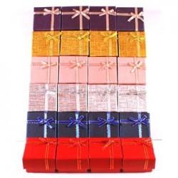 24 boîtes cadeaux écrins - 1996