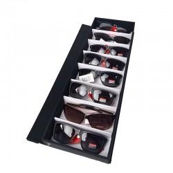 Marmotte à lunettes 8 cases 16x47x5cm - 11108