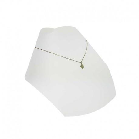Buste repliable opaque en plastique flexible 10x17cm - 6509