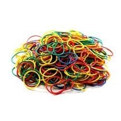 100 g élastiques couleurs - 1696